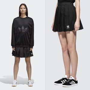 Adidas Originals CLRDO Pleated Mini Tennis Skirt